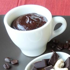 Schokoladencreme mit Espresso