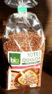 rotes Quinoa