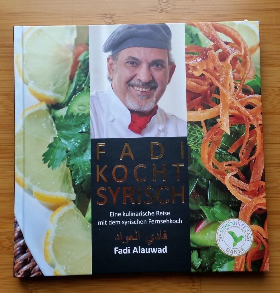 Fadi kocht syrisch Buch