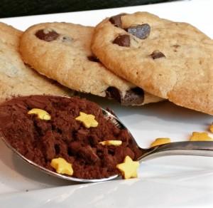 Cookies mit Spekulatiusgewürz